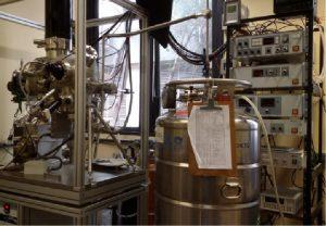 Laboratório de Nanoscopia-UHV